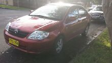 2003 Toyota Corolla VERY GOOD LONG Punchbowl Canterbury Area Preview