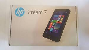 """Brand new HP 7"""" inch quad core 32GB Windows 8.1 tablet Chatswood Willoughby Area Preview"""