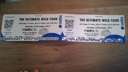 Wild tickets
