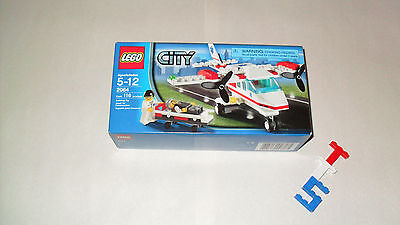 LEGO RARE Limited Air Collection Sealed Box 2064 Air Ambulance Free Shipping