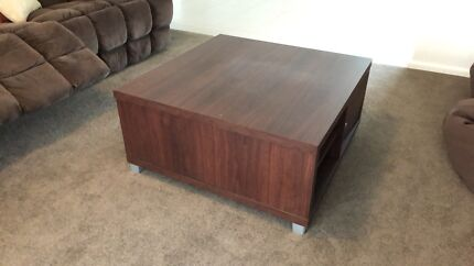 Coffee Table + Side Table