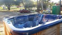 6 seater portable spa in very good condition Bentley Canning Area Preview