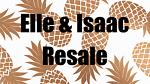 Elle & Isaac Resale