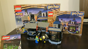 Lego Harry Potter #4720 Knockturn Alley Glenelg North Holdfast Bay Preview