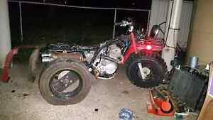 Honda atc250es 1985 big red farm trike restore or parts Ellen Grove Brisbane South West Preview