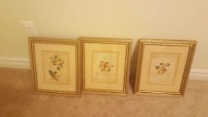 Picture frames and prints