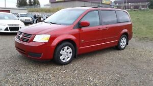 2009 Dodge Grand Caravan DVD & STOW 'N' GO
