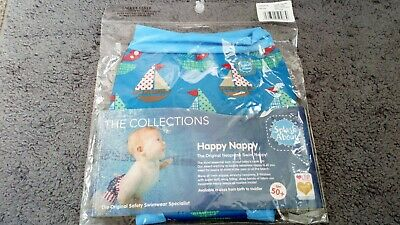 Swimbubs Baby Swimming Nappy Suit Kids Swim Diaper Girls Costume Swimsuit Boys Wetsuit 24-36 Months, Blue Whale