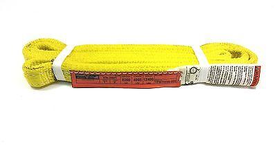 Nylon Lifting Sling - Endless - 1 X 3 - 2 Ply