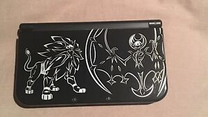 Limited edition Sun/Moon 3DS XL and Pokemon sun Bellbird Park Ipswich City Preview
