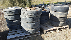 Float rims and tyres Rutherglen Indigo Area Preview