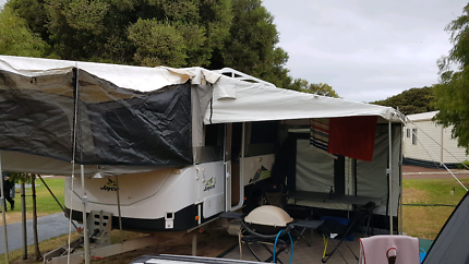 Jayco Swan Outback 2013 with Alpha pack