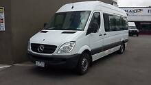 KBCAMPERS 2012 MERCEDES SPRINTER ULTIMA 2 BERTH AUTO  DIESEL Wangara Wanneroo Area Preview