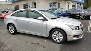 Chevrolet Cruze FULL - A/C - TURBO - BLUETOOTH+Back Up Cam