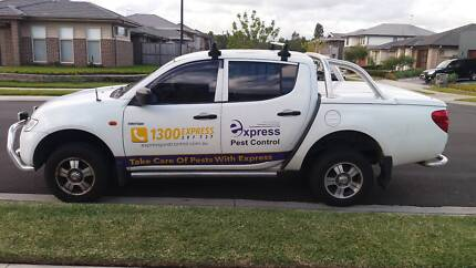 PEST CONTROL BUSINESS FOR SALE