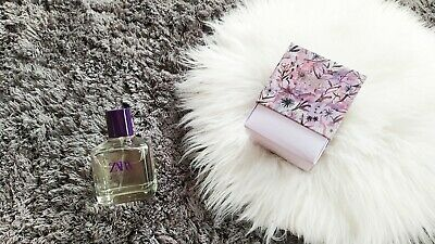 🎀 ZARA Violet Blossom - limited edition - EDP 100 ml BRAND NEW 🎀
