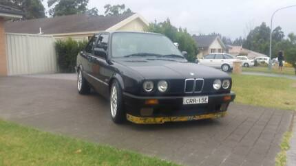 SWAP OR TRADE A MOTORHOME OR CARVAVAN FOR THE RAREST BMW EVER Blue Haven Wyong Area Preview