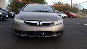 2009 Honda Civic Sdn Sport