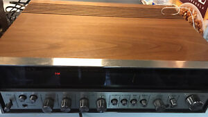 Vintage Sony receiver str-6046a solid state