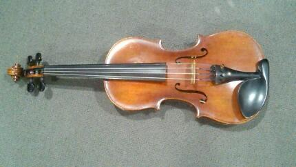 Violin - Monteverdi full size, perfect upgrade for keen student