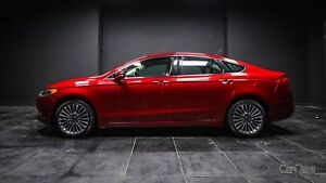 2017 Ford Fusion SE LEATHER | POWER DRIVER SEAT | PUSH TO START