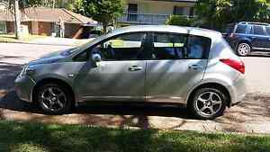2007 Nissan Tiida Nelson Bay Port Stephens Area Preview