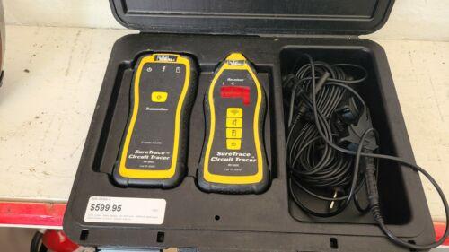 Ideal Suretrace 955 Circuit Tracer Open/Closed Set TR-955/RC-955