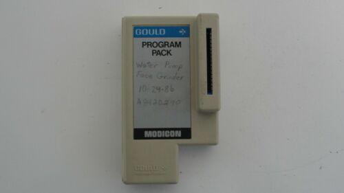 Gould Modicon AS-P371-002 program pack