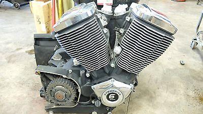 09 Polaris Victory 106 Vision Touring engine motor