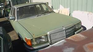 Mercedes W 116  280-Series Sedan Yamanto Ipswich City Preview