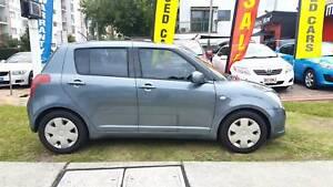 2007 Suzuki Swift, WARRANTY-  REGO - RWC - RELIABLE - ECONOMICAL