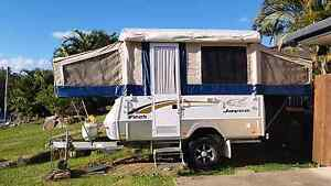 Jayco finch outback  2010 Shailer Park Logan Area Preview