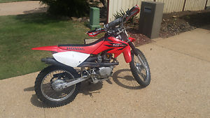 Crf100f, heaps of fun! Westbrook Toowoomba Surrounds Preview