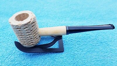 rschaum Pfeife Corn Cob Pipe Maiskolben + 6mm Filter gratis (Corncob Pipe)