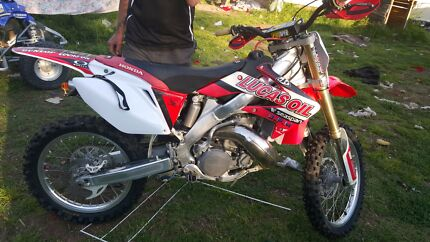 Honda cr 500 af Ashcroft Liverpool Area Preview