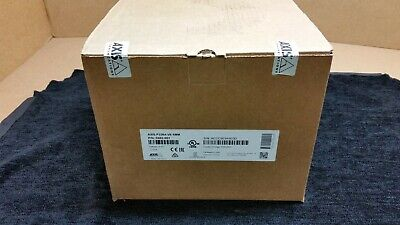 New Sealed - Axis 0482-001 P3364-ve 6mm Dn Fixed Dome Outdoor Ip Camera 1847