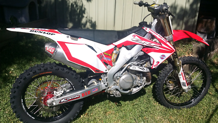 Honda CRF450R 2011 with lots of performance parts and mods Muswellbrook Muswellbrook Area Preview