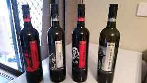 RARE collector acdc new bottles wine Cranbourne North Casey Area Preview