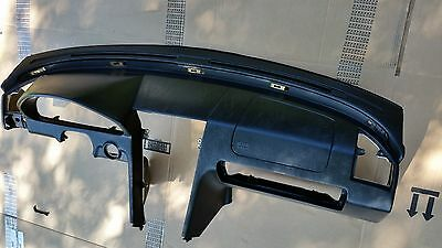 MERCEDES W202 C220 C230 C36 C43 C280 AMG 97-00 DASH BOARD DASHBOARD PANEL BLACK for sale  Largo