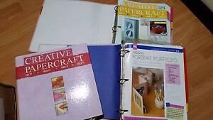 Creative papercraft folders Mango Hill Pine Rivers Area Preview
