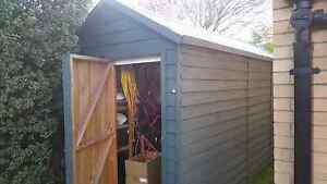 Timber shed with storage Bentleigh Glen Eira Area Preview