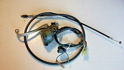 Honda CM 185 / CM 200 T (Twinstar)(18)- Lenkerschalter links Kupplungshebel