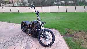 night rod special vrod Busby Liverpool Area Preview