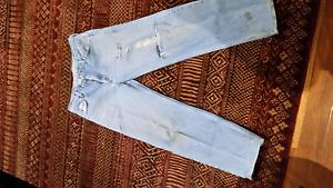 Vintage Levis jeans Haddon Golden Plains Preview