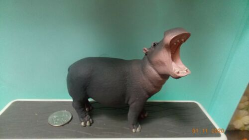 Hippopotamus Figure