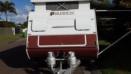 Paramount Delta Pop top caravan Pelican Waters Caloundra Area Preview