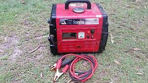 12v 50a Generator/ Battery Charger Runs Well Park Ridge Logan Area Preview