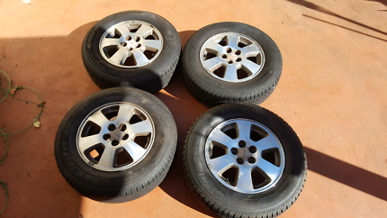 Subaru SF forester Wheels