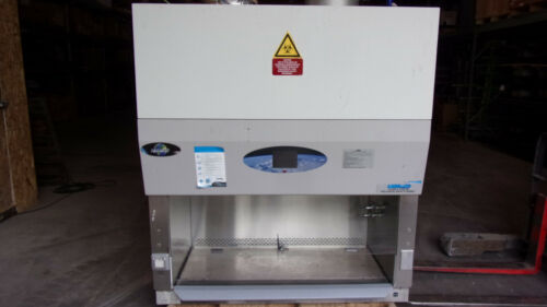 NUAIRE LABGARD NU-430 CLASS II TYPE B2 BIOLOGICAL SAFETY CABINET
