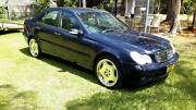 2004 mercedes Kompressor, auto low km, nice car Old Bar Greater Taree Area Preview